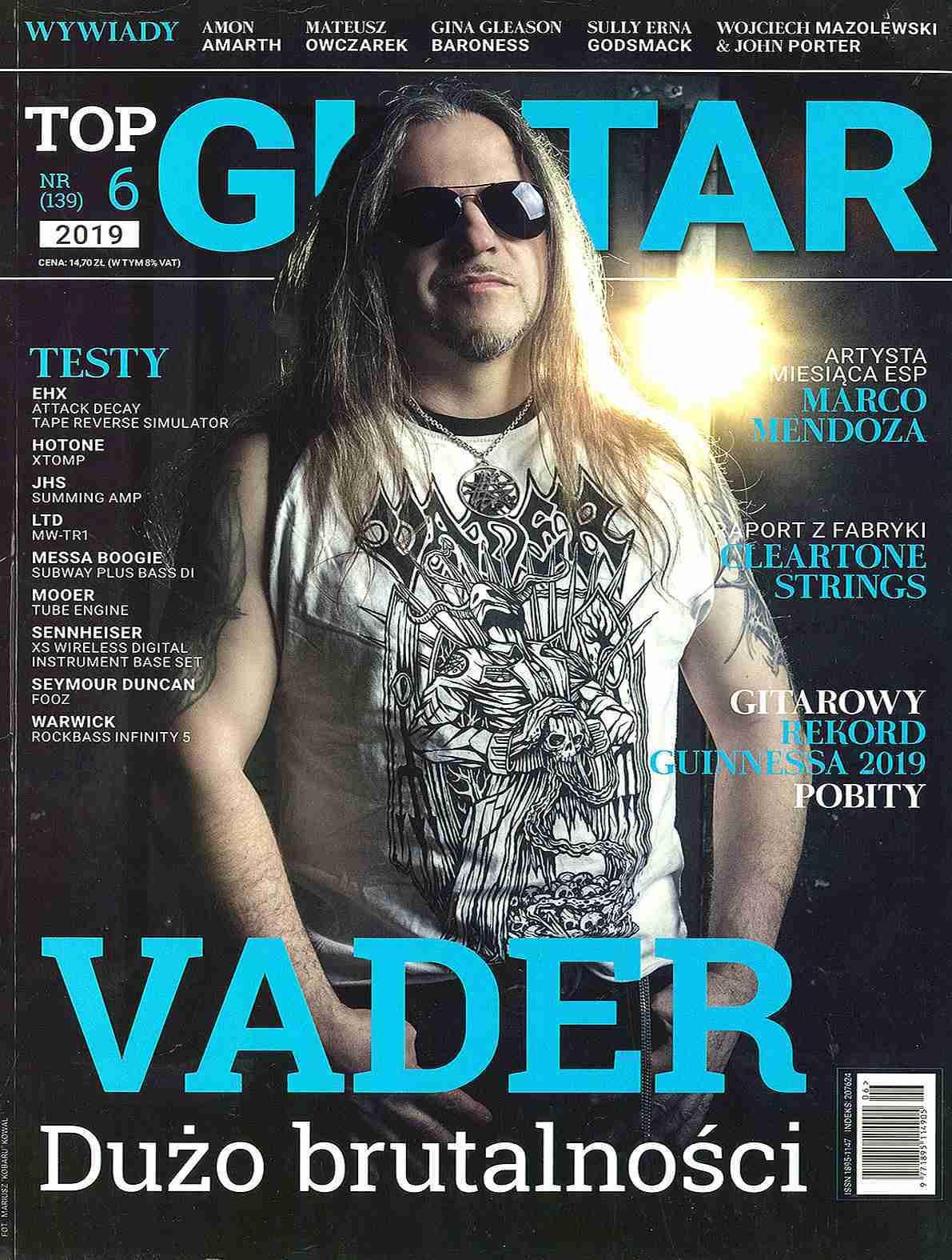 Top Guitar 06/2019