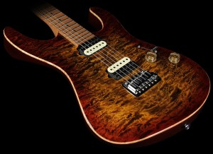 Espécies de madeira para guitarra