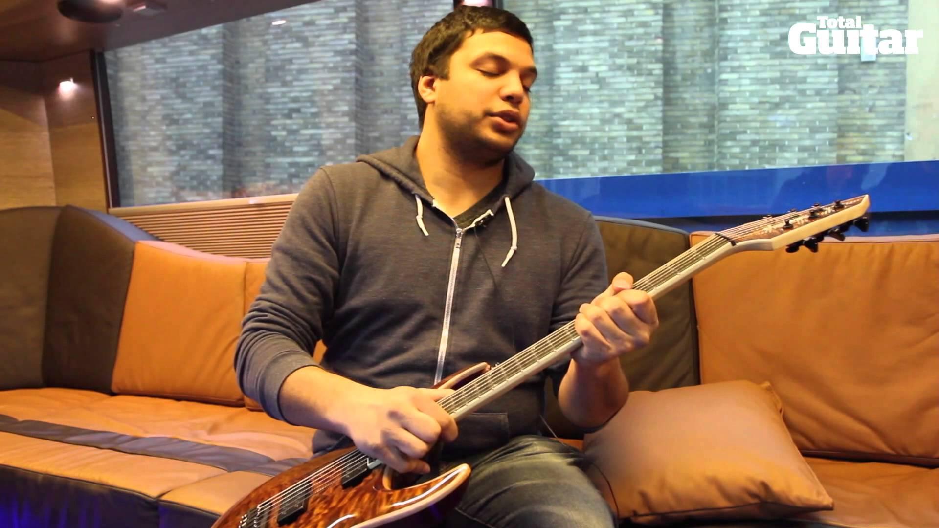 Loud custom shop guitars Jackson Misha