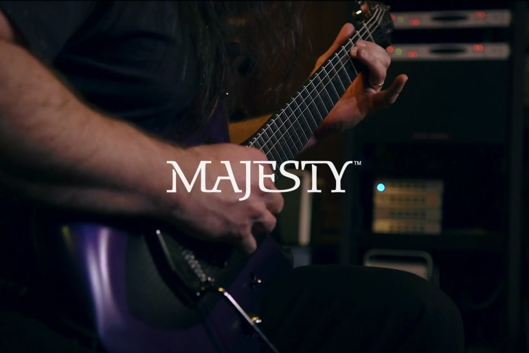 Ernie Ball Majesty