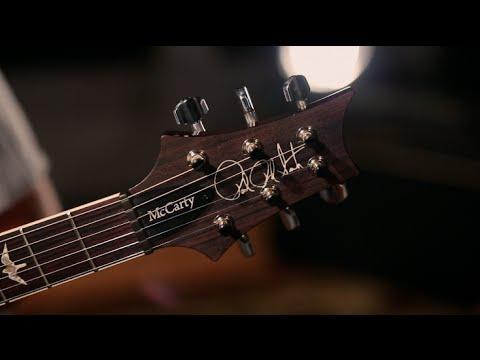 Loud custom shop guitars prs mccarty