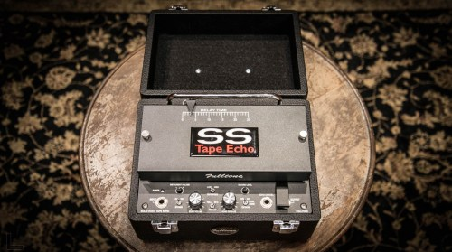 Fulltone Solid State Tape Echo