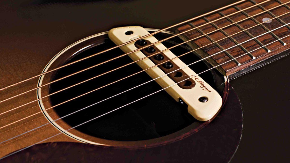 Captadores de violão. Os melhores do mercado