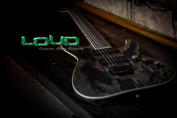 Loud Custom Shop Guitars