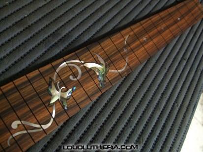Inlays de borboleta