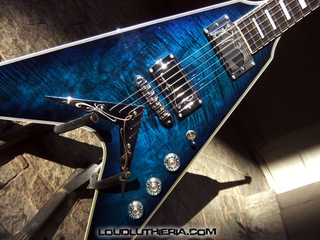 Custom Flying V