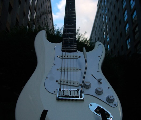 Classic Strato blackmore