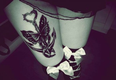 Cool Tattoo Ideas For Girls