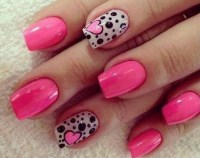 25+ Outstanding Nail Art Designs For 2014