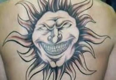 Tribal Cross Tattoo Designs For Women