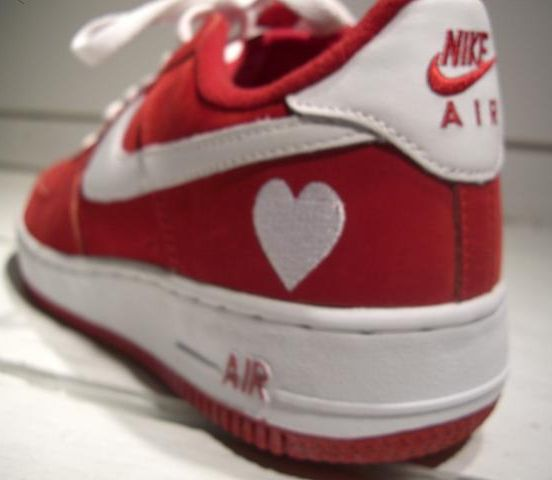 Valentines Day Shoes Loudmousedotcom