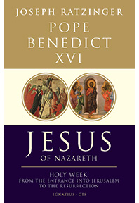 Pope Benedict's new book