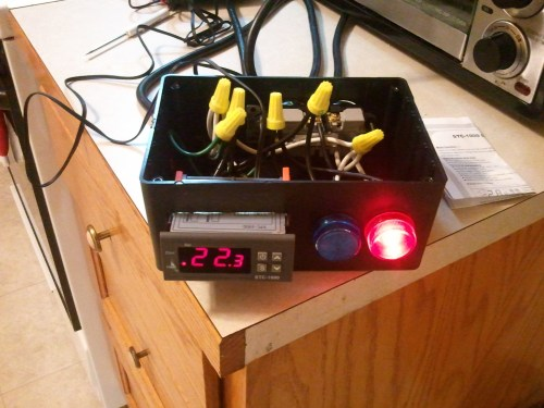 small resolution of diy stc 1000 2 stage temperature controller wiring diagram with indicator lights loudmouthbrewer