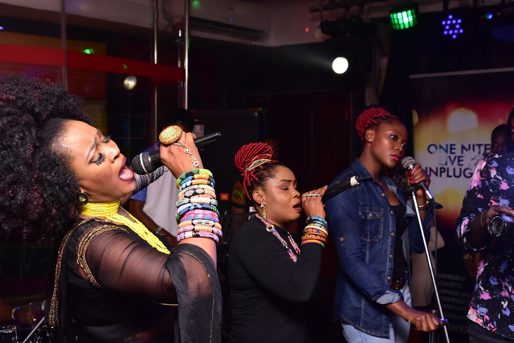 LoudNProudLive PremiumPlatform_ One Nite Live & Unplugged with MUMA GEE first Lagos mainland EDITION