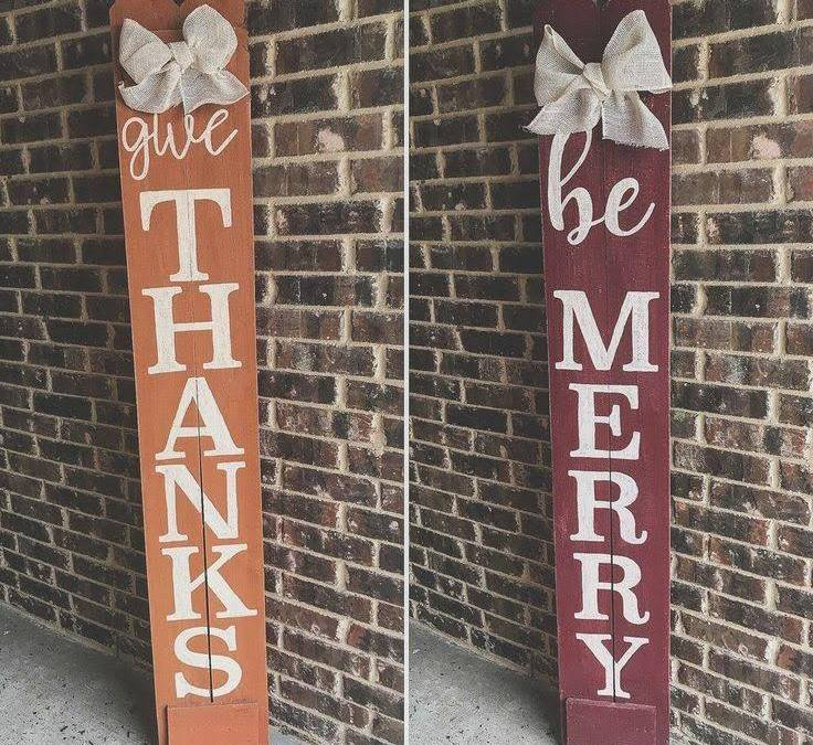 Cork & Pallet – Give Thanks/Be Merry