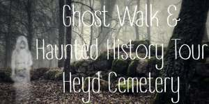 Ghost Walk and Haunted History Tour at Landoll's Mohican Castle @ Landoll's Mohican Castle
