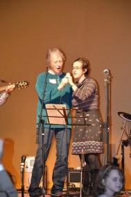 Unitarian Universalists of Sterling Band jUUStUUS