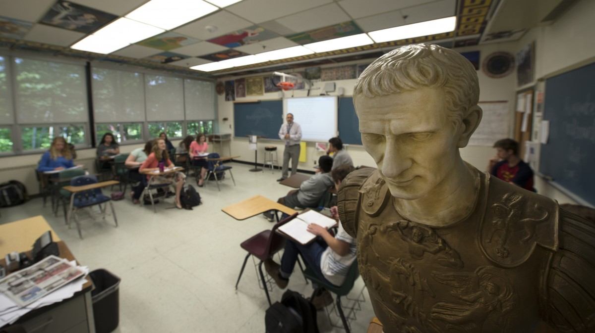 small resolution of The Undead Language: Latin is Hot in Loudoun Schools - Loudoun Now