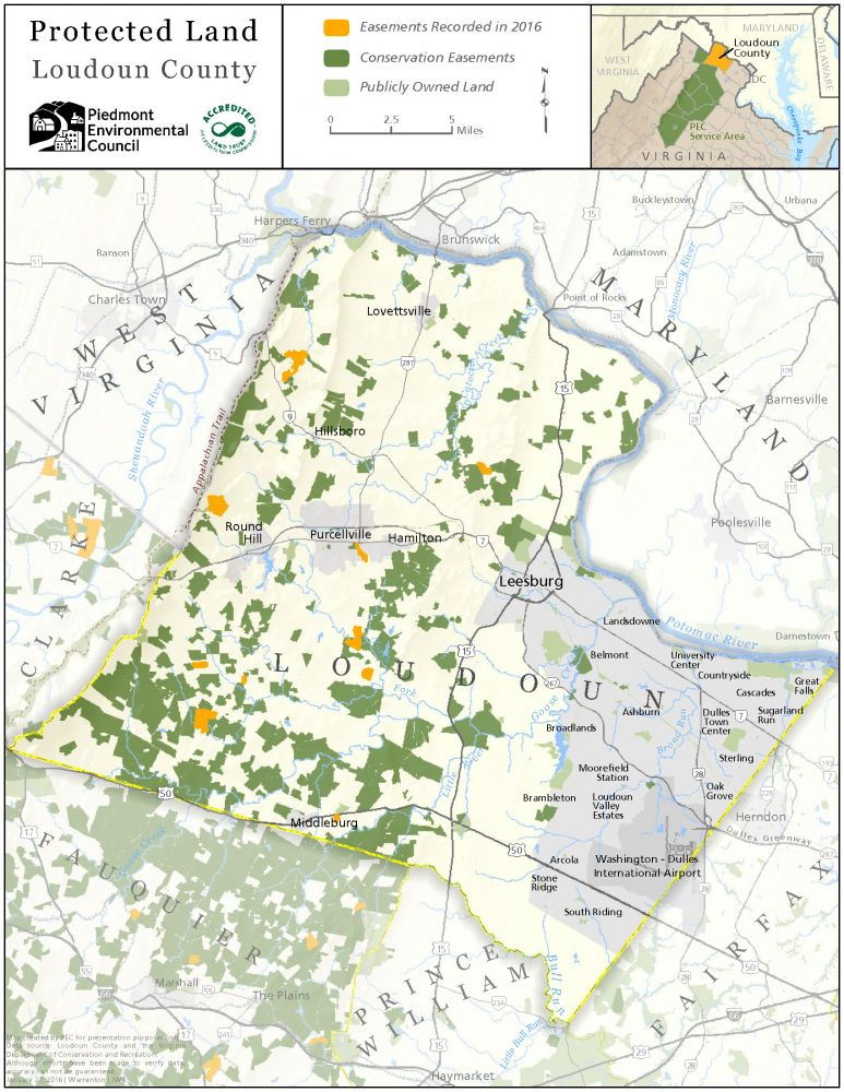 Regional Conservation Easements Near 400 000 Acres