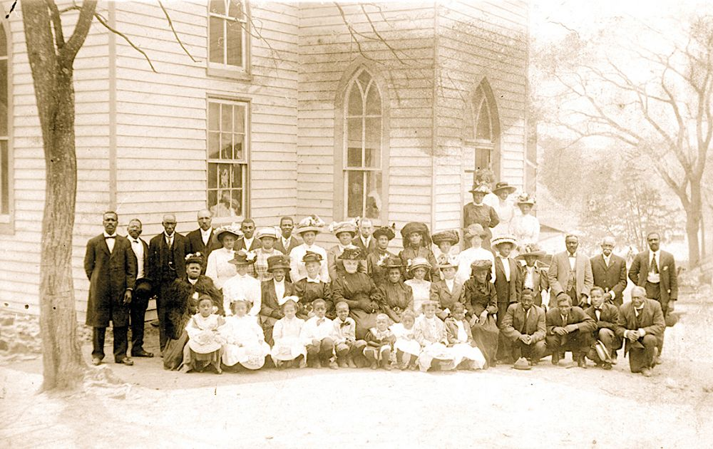 Waterfords AfricanAmerican History  Loudoun Now
