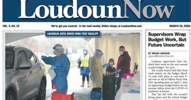Loudoun Now for March 26, 2020