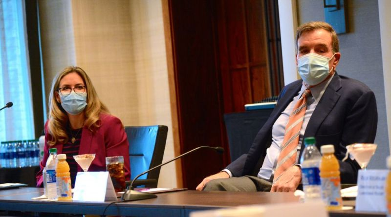Warner, Wexton Discuss Federal Relief Options with Industry Leaders