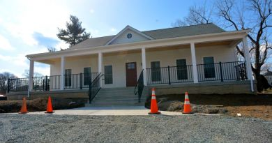 New Lovettsville Town Office Complete