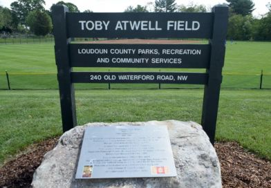 Toby Atwell Honored with Field Dedication in Leesburg