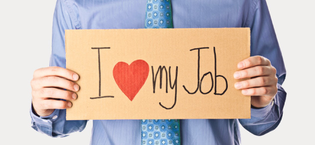 I love my job | Are your employees engaged?