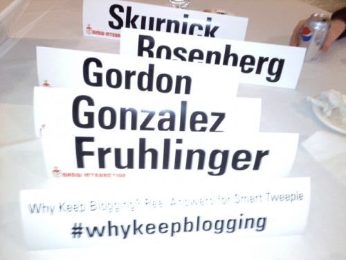 SXSW: Why Keep Blogging?