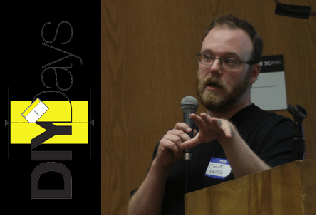 Chuck Wendig at DIY Days NYC