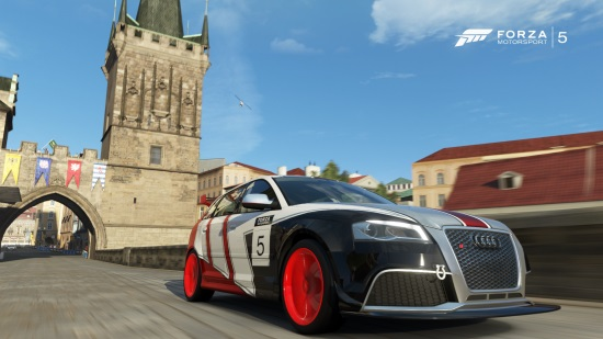 Forza5 Audi RS3 Limited Collector's Edition