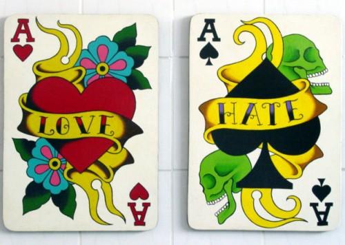 love/hate by Patrícia Lobo