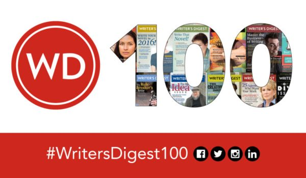 #WritersDigest100