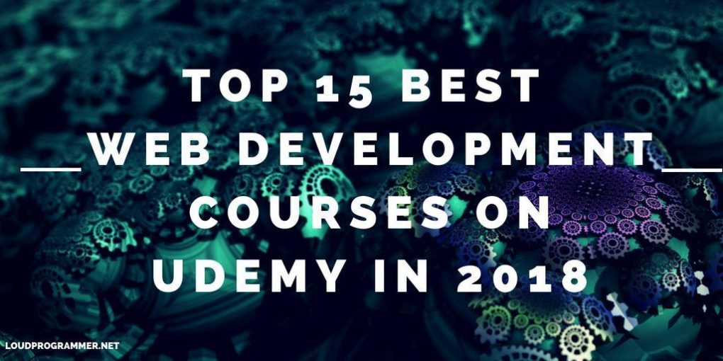 15 best udemy courses