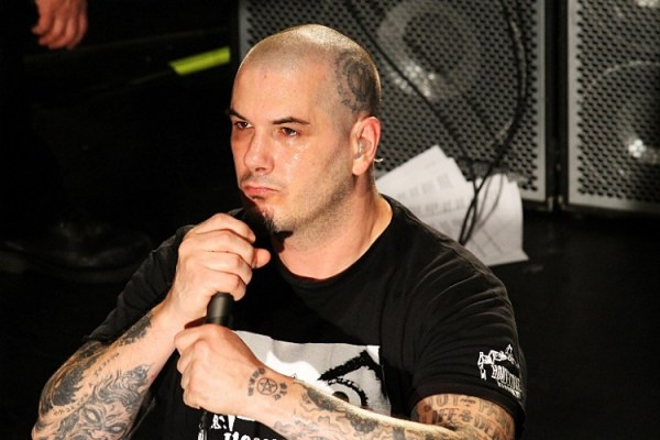 Philip Anselmo Offers Pair Of Solo Tracks For Split