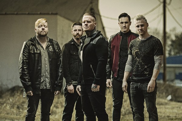 Failure Anthem  Through Fire Team Up for Fall 2016 Tour Dates