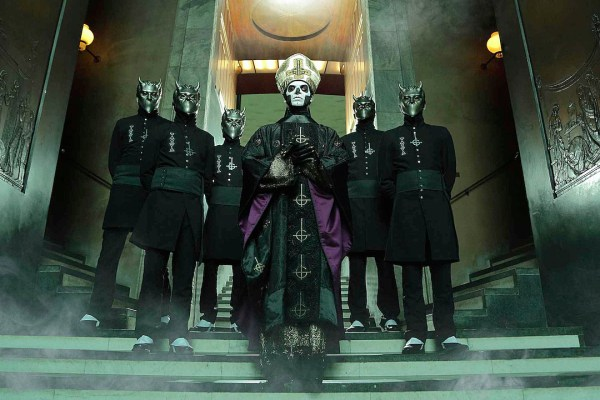 A Nameless Ghoul From Ghost Talks Meliora  More