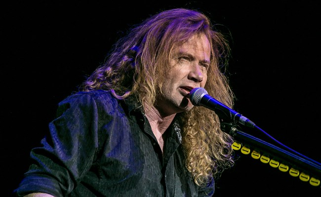Megadeth Writing New Material End Dystopia Touring In 2017