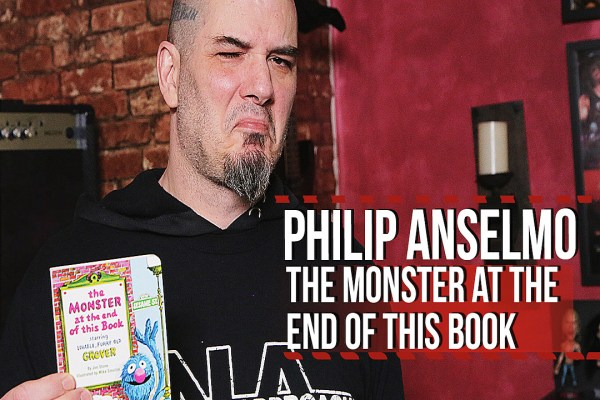 Philip Anselmo Reads The Monster At The End Of This Book