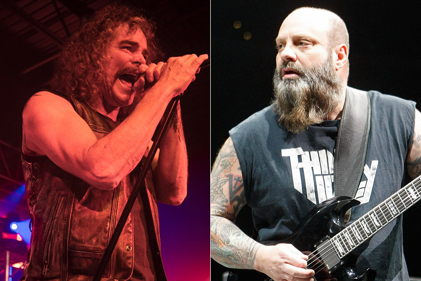 Overkill and Crowbar Tapped as Headliners for 2017 Metal Alliance Tour, Dates Announced