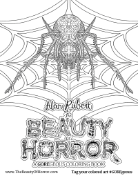 5 Reasons To Get 'The Beauty of Horror: Tricks And Treats ... | 258x200