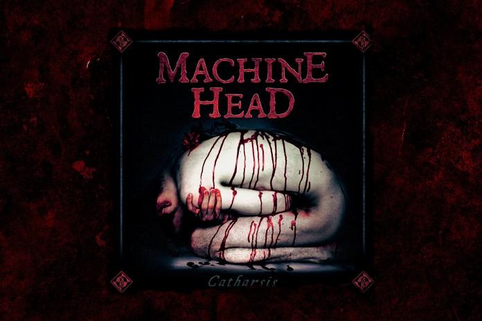 Znalezione obrazy dla zapytania Machine Head – Catharsis