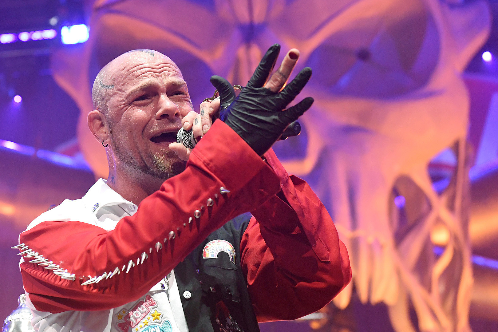 Ivan Moody New Five Finger Death Punch Album Has Not Been F King