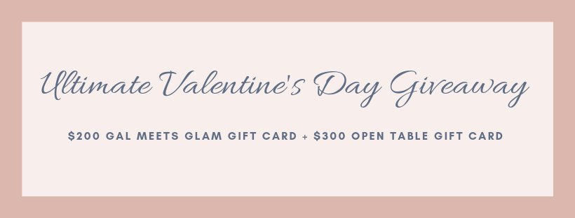 Louella Reese-Ultimate Valentine's Day Giveaway