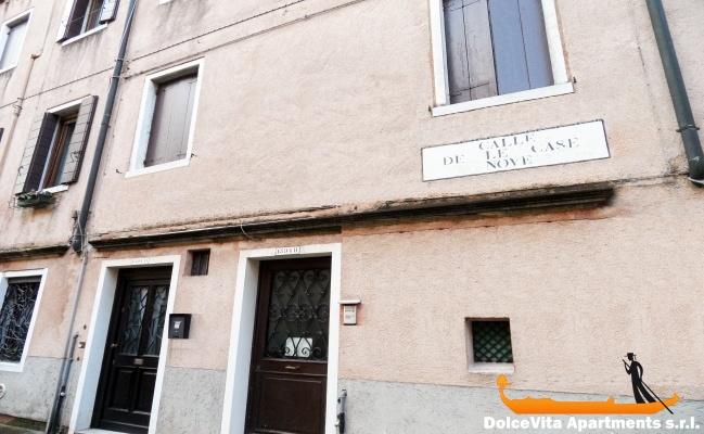 Appartement à Venise Avec Petitdéjeuner Gratuit • Louer