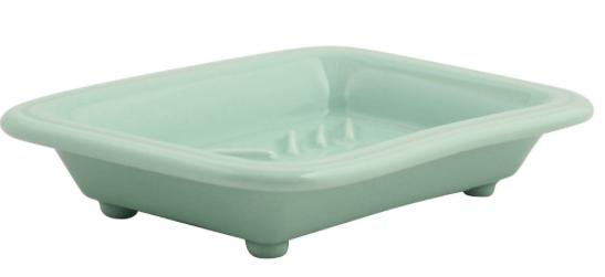 3. Mint Soap Dish