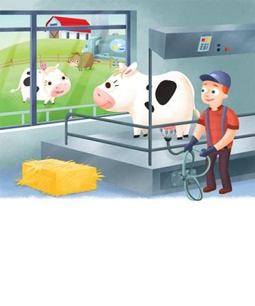 """Client KBS+ pour le projet """"Les aventures de Pat le mille-pattes"""" conçu par l'équipe des diététistes des Producteurs laitiers du Canada (PLC)"""