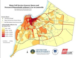 About Us Louisville Food Cooperative - Map of grocery stores in us