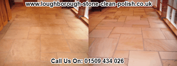 Stone Tile  Grout Cleaning  Care Professionals In Loughborough